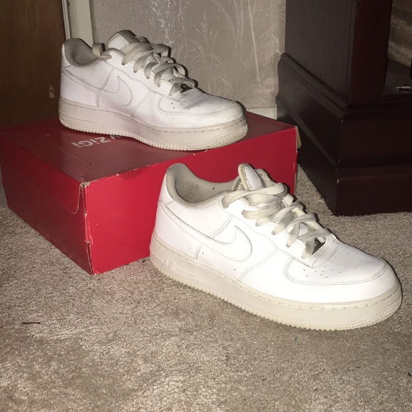 shoes all white gfazos nike sneakers poshmark